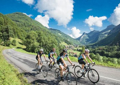 Cycling holidays in Morzine