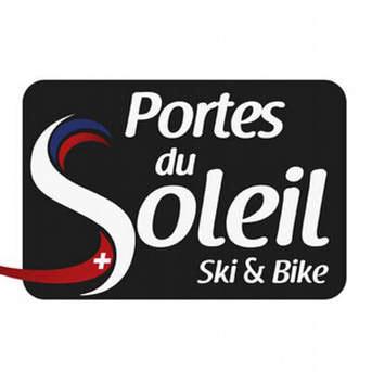 Porte du Soleil Ski & Bike logo