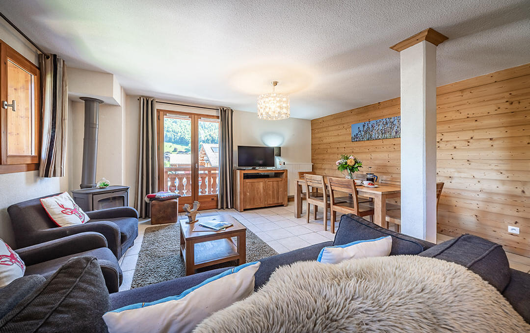 Image of a Morzine 2 Bedroom Apartment