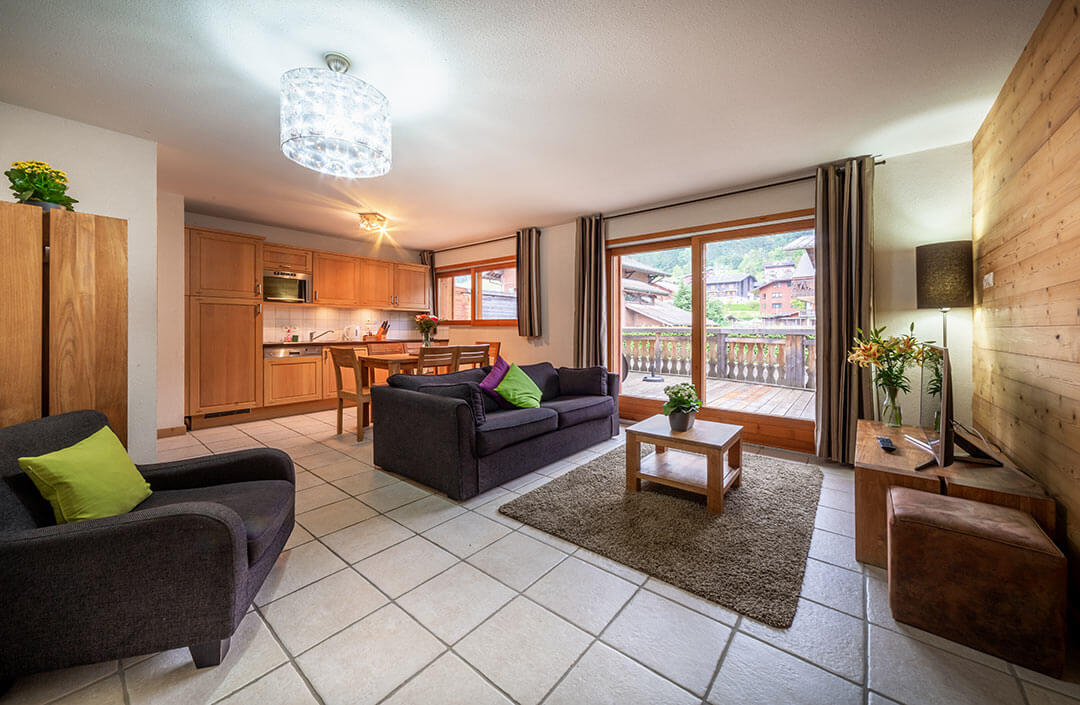Image of an Aiglon Morzine Self Catered Apartment