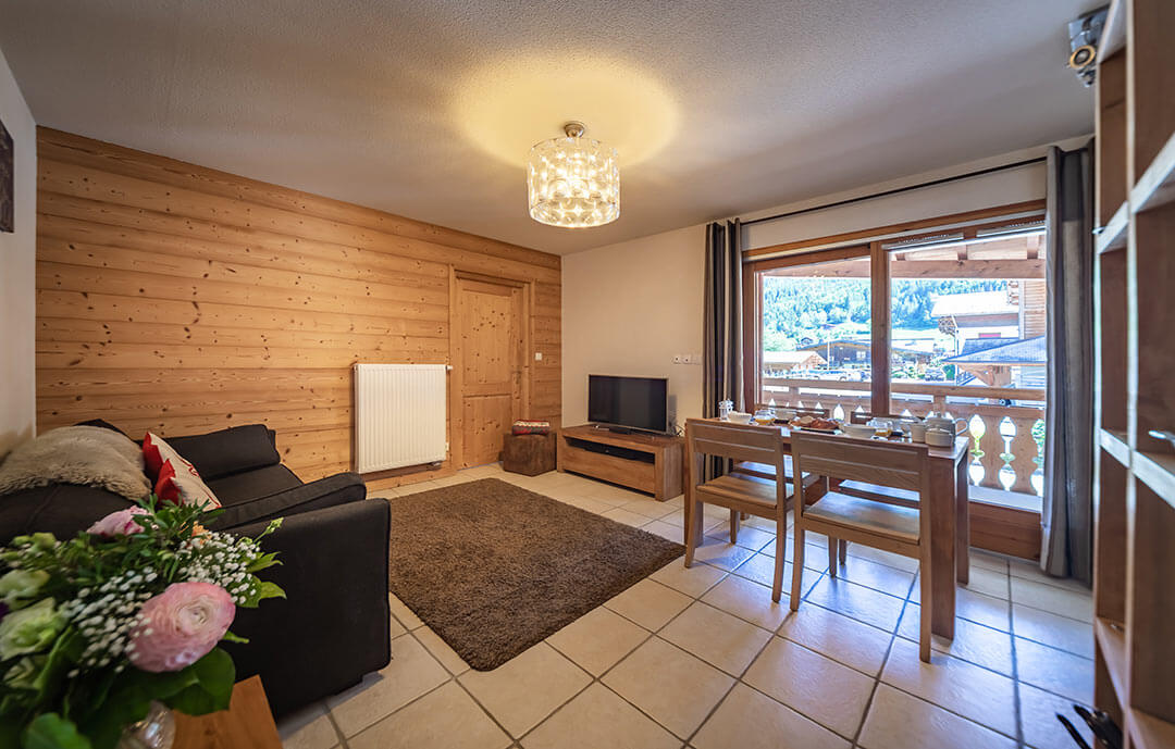 Image of Aiglon Morzine's 1 bedroom apartment Morzine