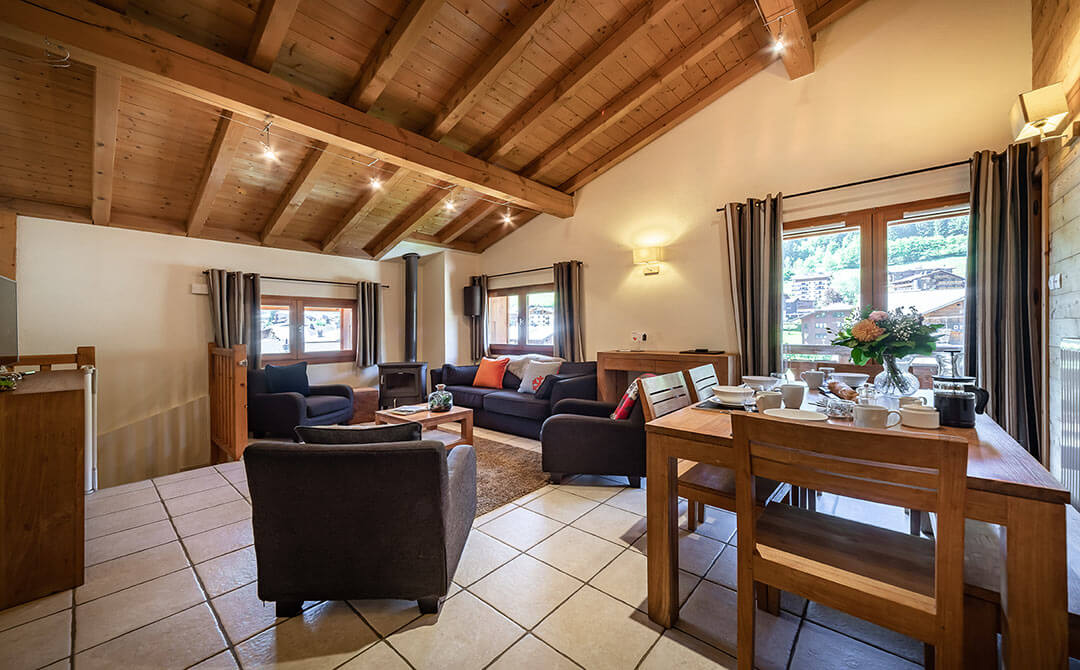 Image of a Morzine 3 Bedroom Apartment