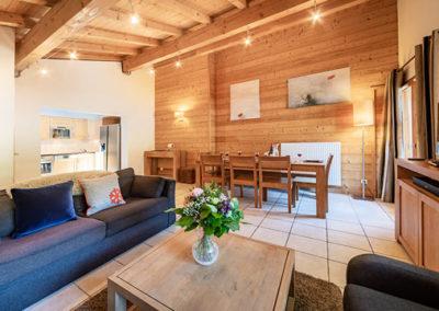 Apartment 12 living area