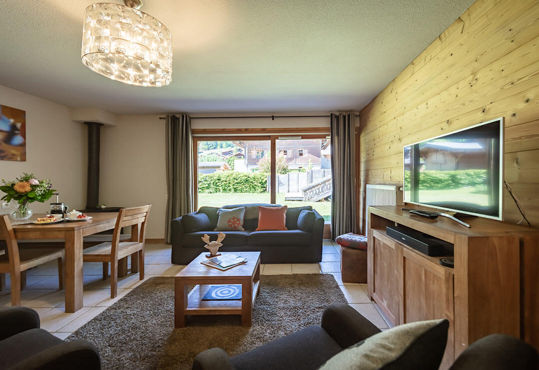 Image of a Aiglon Morzine Self Catered Apartment