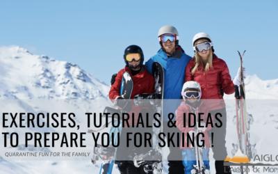 Best Online Ski Lessons, Exercises & Tutorials