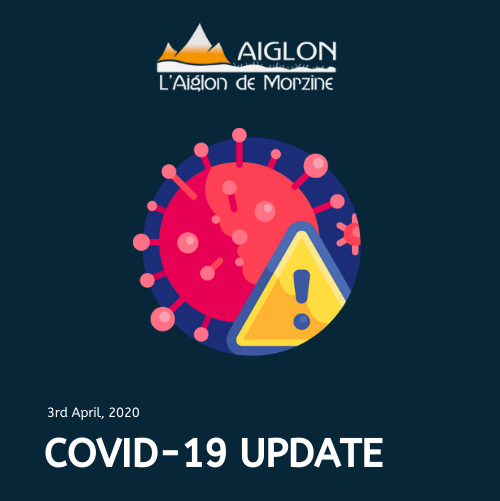 Covid-19 Update from Aiglon Morzine