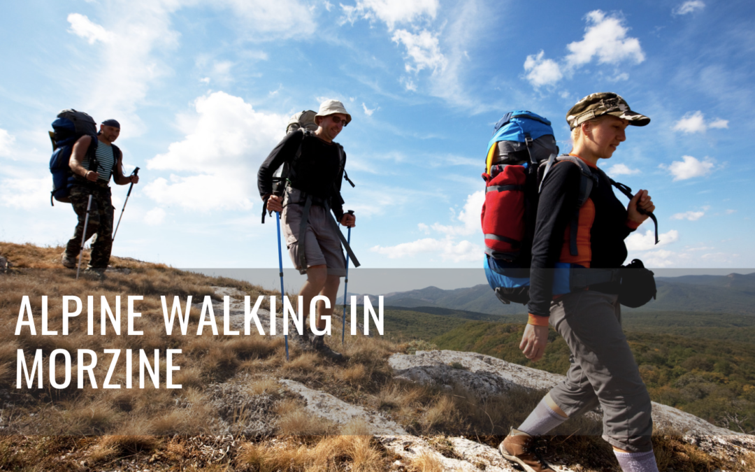 Alpine Walking & Hiking