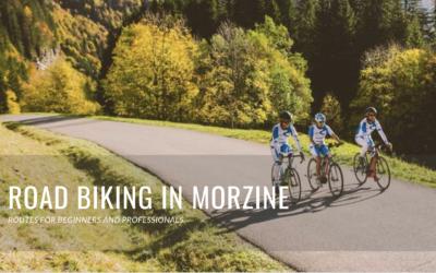 Road Biking in Morzine