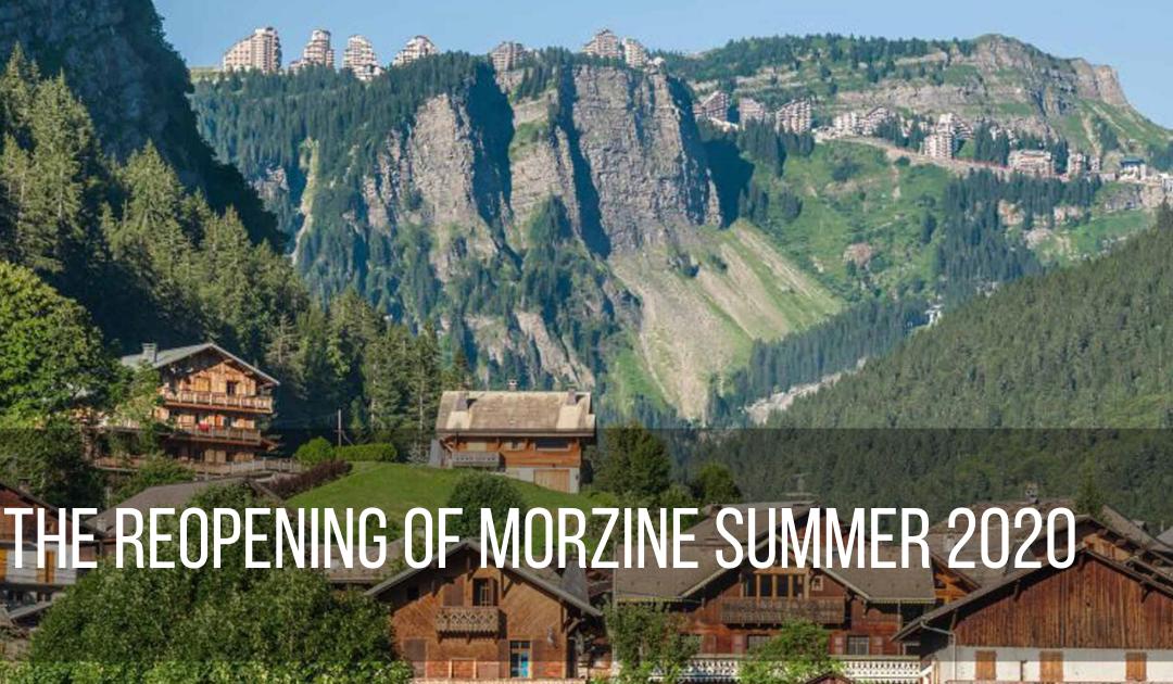 Top 3 Morzine Summer Activities