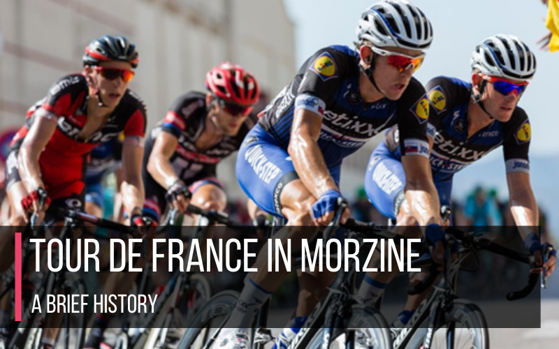 Tour de France in Morzine: A Brief History