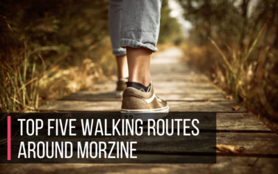 The top 5 walking routes around Morzine