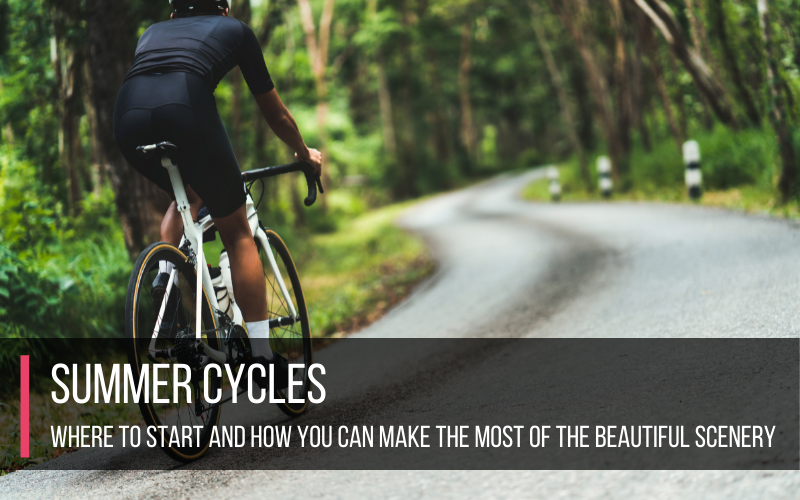 Summer Cycles in Morzine – Where to Start and How You Can Make The Most of The Beautiful Scenery